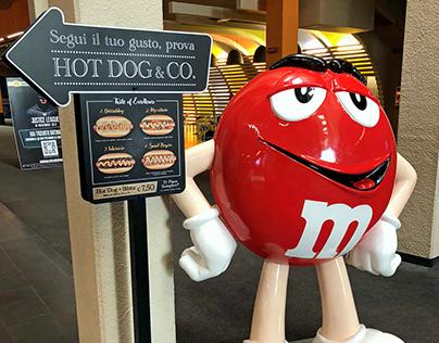 HOT DOG & CO. Uci Cinemas