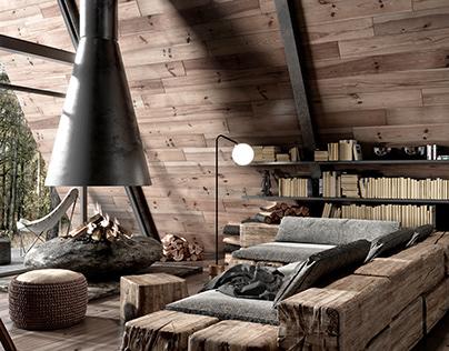 Quiet Space House