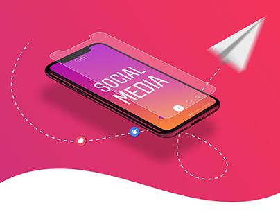 Social Media Banner Designs