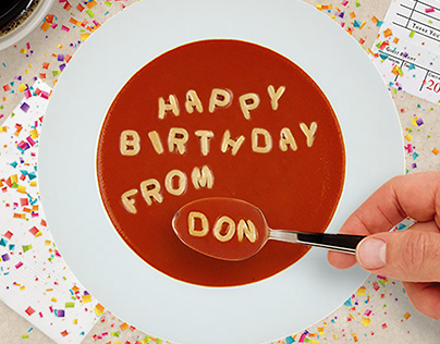 Have a Souper Birthday