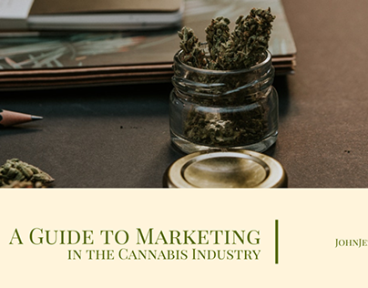 Consumer Marketing in the Cannabis Industry