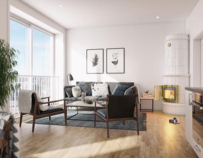 Social House - Scandinavian Interior