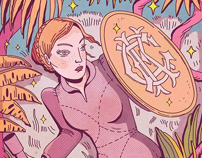 Illustration for Principia Magazine