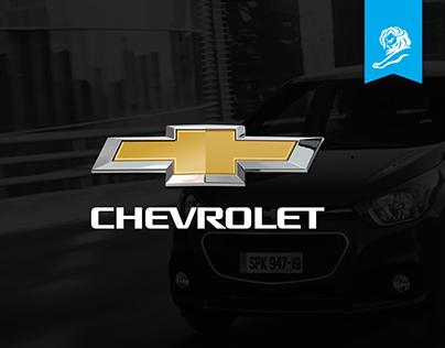 Chevrolet - Elige bien