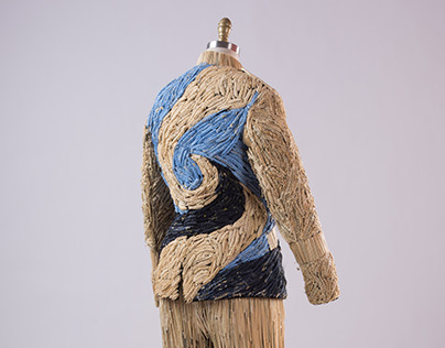 Ceremonial Costume: Death of van Gogh