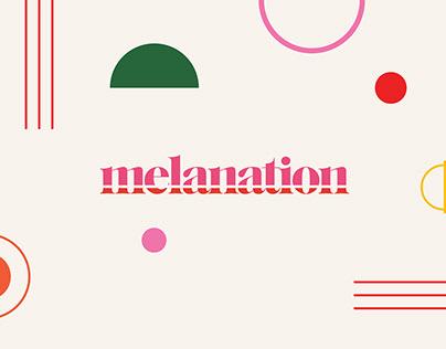 Melanation ::: Branding