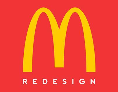 McDonald's Redesign
