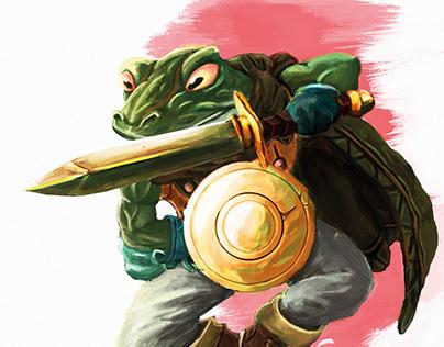 Frog Chrono Trigger