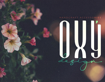 Oxy Design Handcraft | Logo Design & Branding