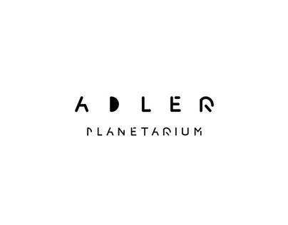 Adler Planetarium Identity