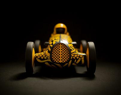 Modena Grand Prix Oscar Llorens