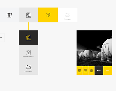 Presentation and App (oil production, gas stations)