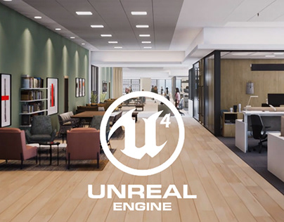 Tech Office - Unreal Engine - Virtual Production
