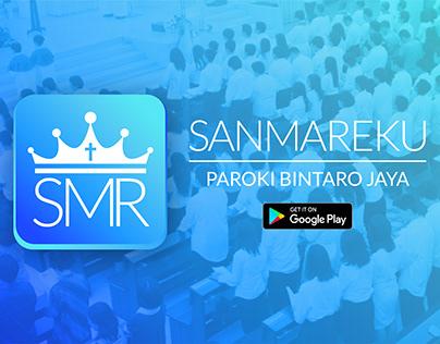 Sanmareku - Mobile Apps Design