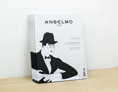 Anselmo 1910 magazine