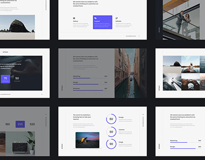 MPoint Minimal & Business Template