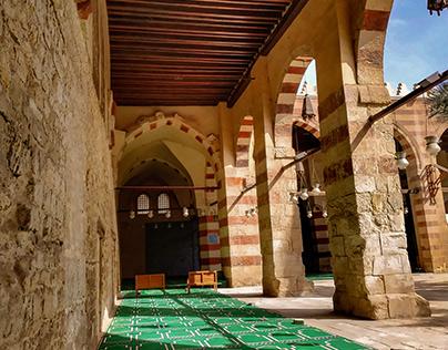Aq Sanqr Mosque