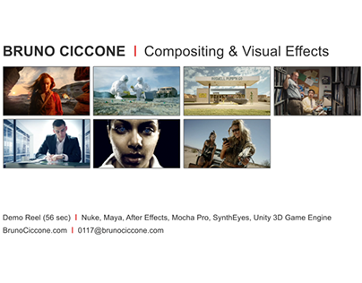 Visual Effects & Compositing