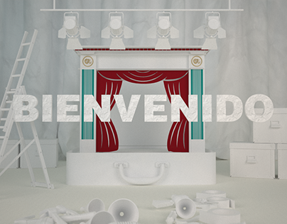Motion Graphics - Video para Web - Itinerante Teatro