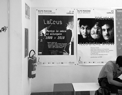 La Crus, poster
