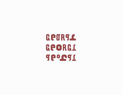 georgi font