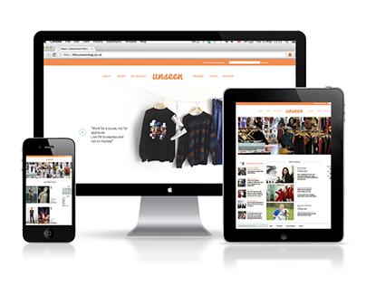 Unseen Website