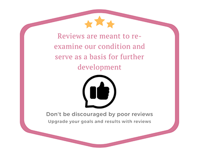 Re-examine our condition by reviews