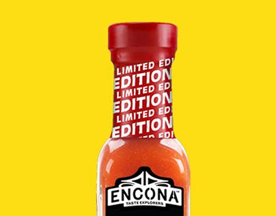 Encona Label Design