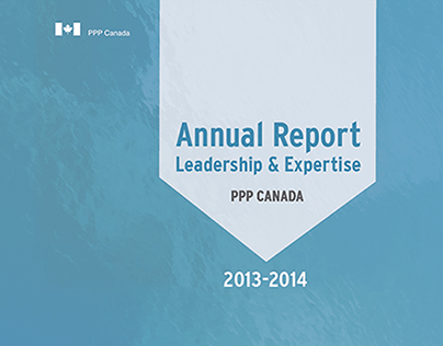 PPP Canada's Annual Report