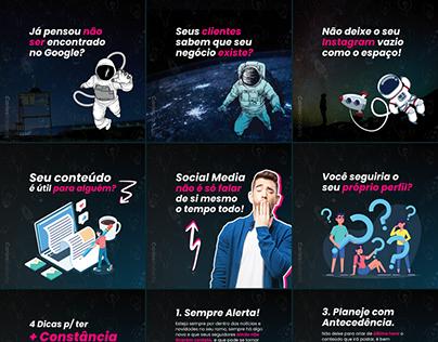 Social Media: Carlos Roberto