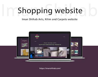 Iman Shihab Website