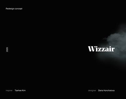Wizzair Redesign Concept