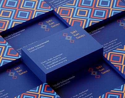 Sheki Khan's Palace Museum Branding