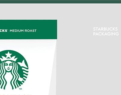Starbucks Coffee Packaging