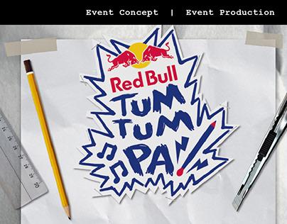 Red Bull Tum Tum Pá!