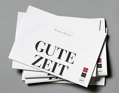 Weitzer Paper – Publishing