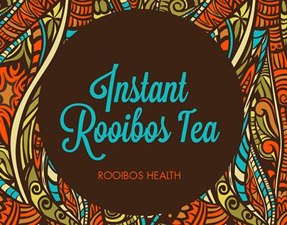 Instant Rooibos Tea