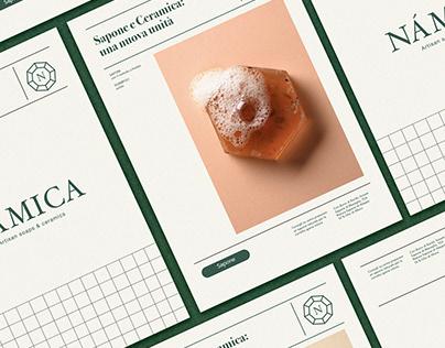 NAMICA Soaps & Ceramics