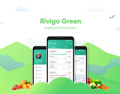 Rivigo Green App Case Study