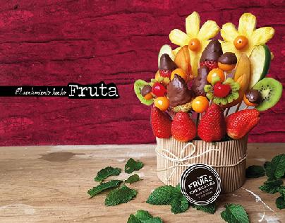 Identidad Frutas expresivas