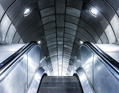 London night architecture