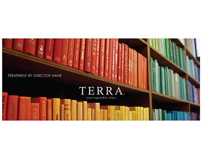 Terra Chips | Director's Treatment