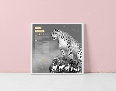 WWF Endangered Species Series: Snow Leopard