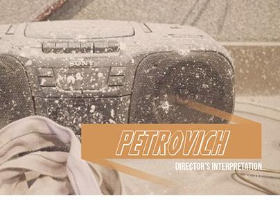 Petrovich Director´s treatment