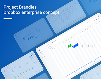 Dropbox enterprise concept