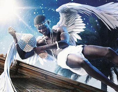 Afro Nativity