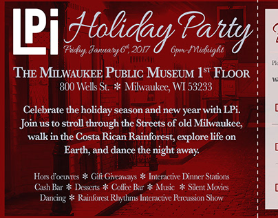 LPi's Winter Holiday Party