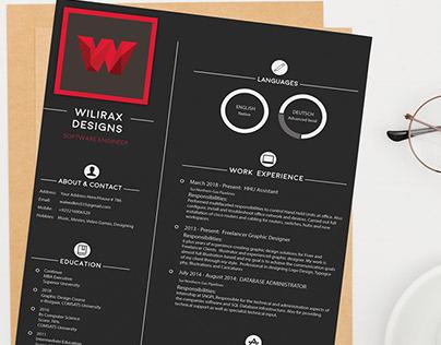 Wilirax CV Free