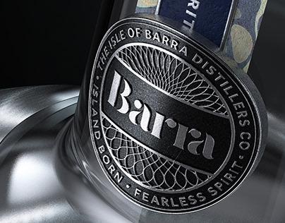 Isle of Barra Gin
