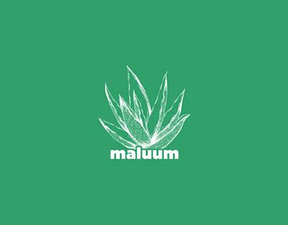 Maluum Logo Creation